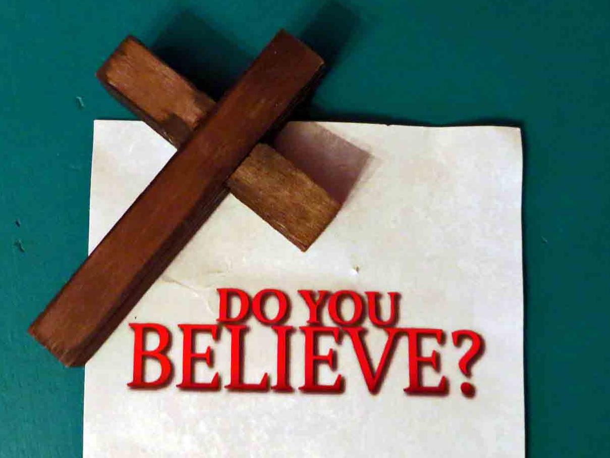 Czy naprawdę wierzysz? (2015) Lektor PL