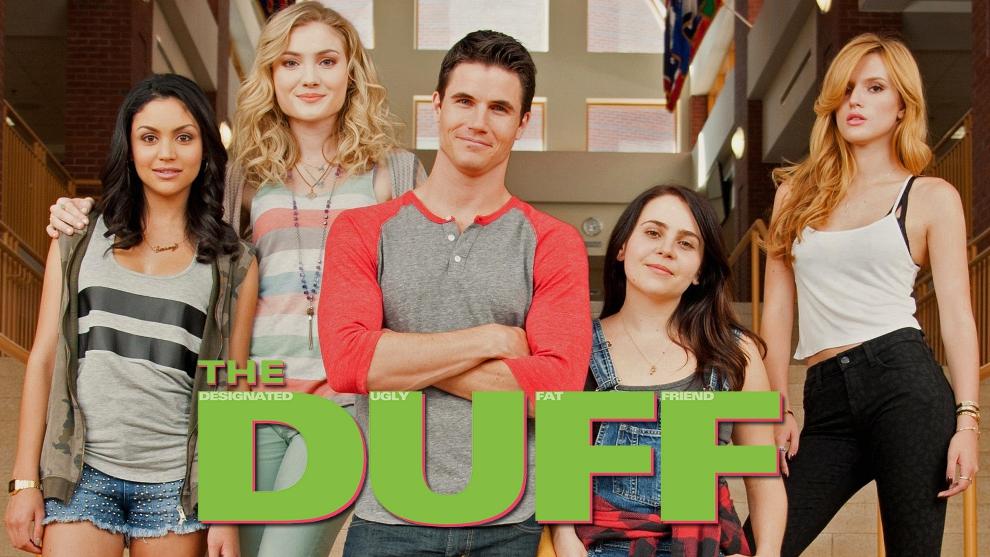 The Duff [#ta brzydka i gruba] (2015) Lektor PL