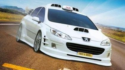Taxi 4 (2007) Lektor PL