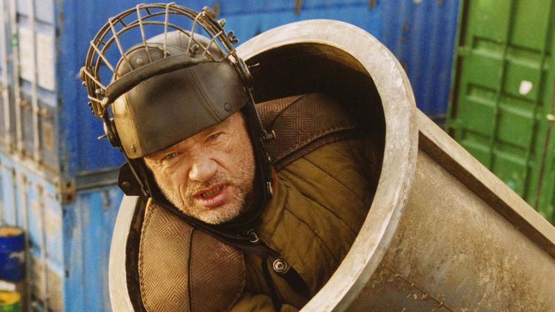 Bazyl. Człowiek z kulą w głowie (2009) Lektor PL
