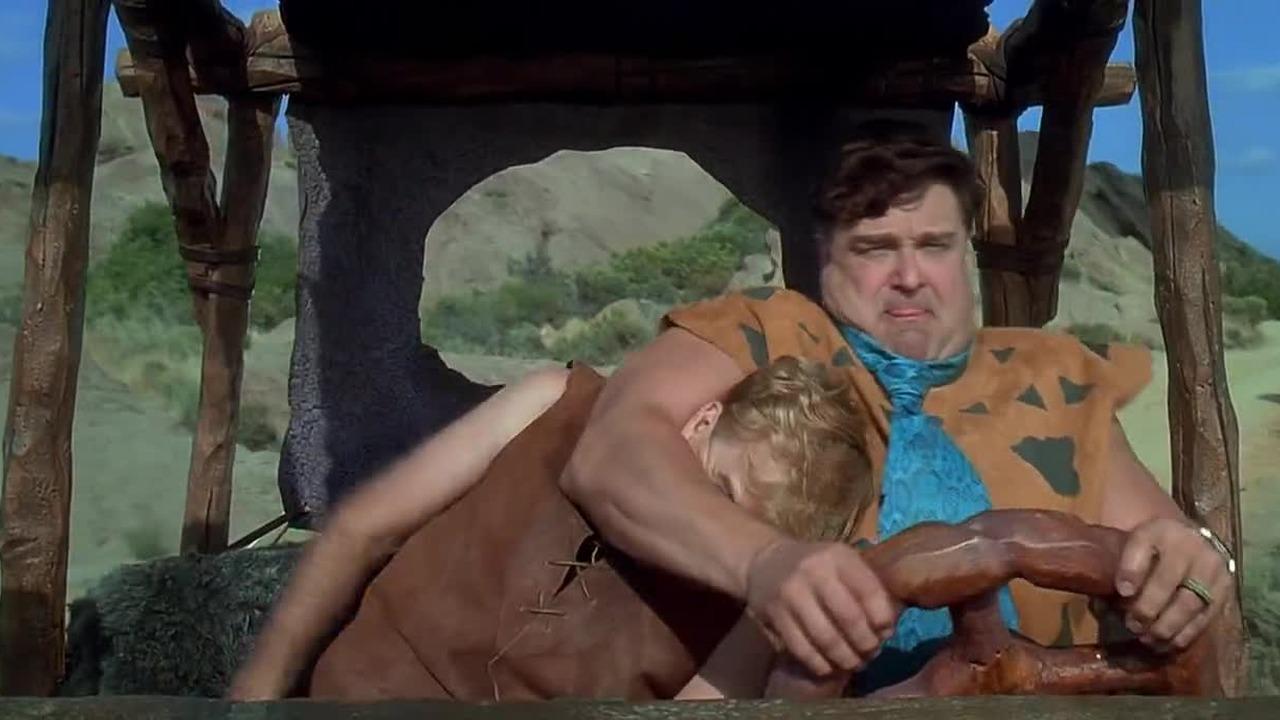 Flintstonowie / The Flintstones (1994) [Lektor PL]