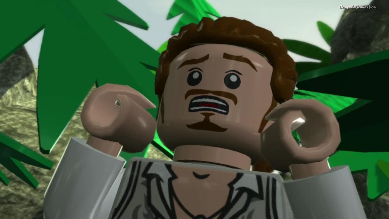 Lego Piraci Z Karaibów Skrzynia Umarlaka Cutscenki Wideo W Cdapl