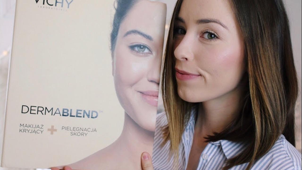 Makijaż Który Pielęgnuje Konkurs Vichydermablend