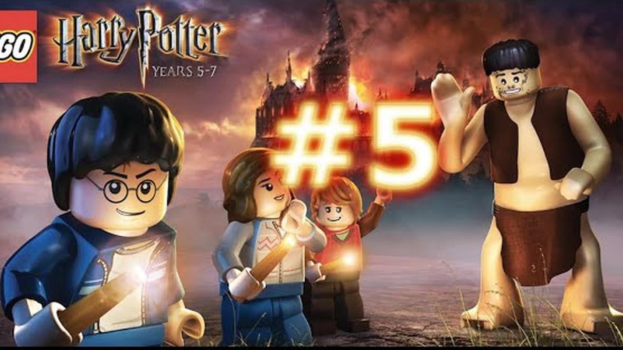 Lego Harry Potter 5 Order Of The Phoenix Cutscenes Movie Wideo