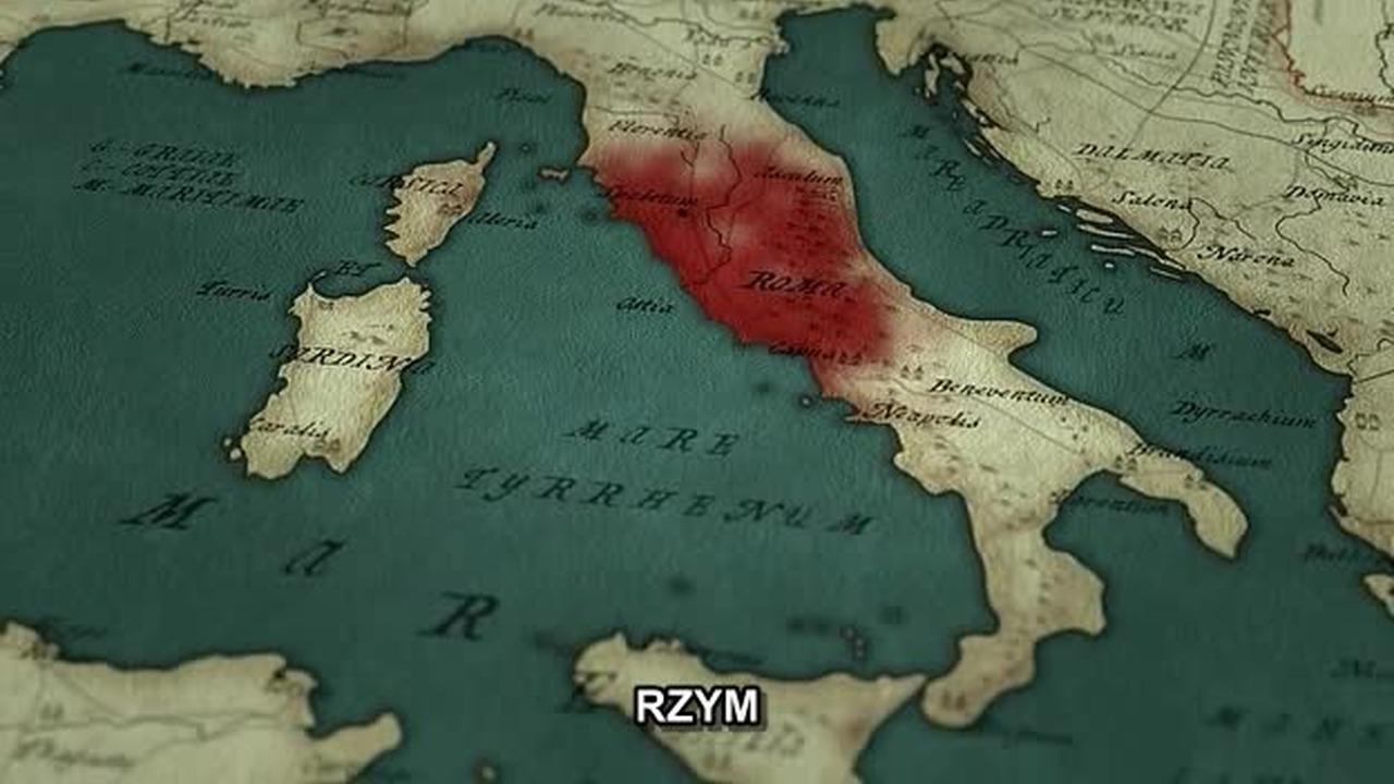 Roman  Empire  Reign  of  Blood  S01E01 pl  SUBBED