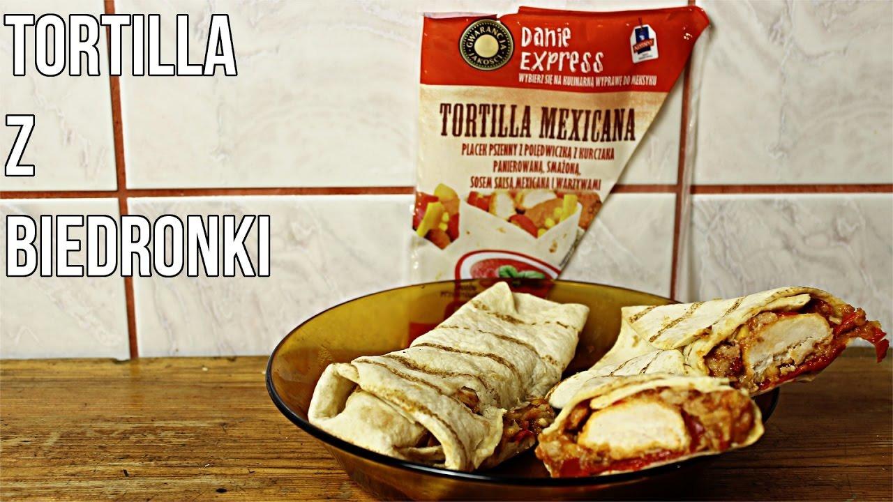Tortilla Z Biedronki Testy Jedzenia Z Marketow 5 Wideo W Cda Pl