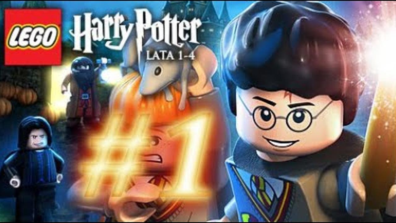 Lego Harry Potter Lata 1 Kamień Filozoficzny Wideo W Cdapl