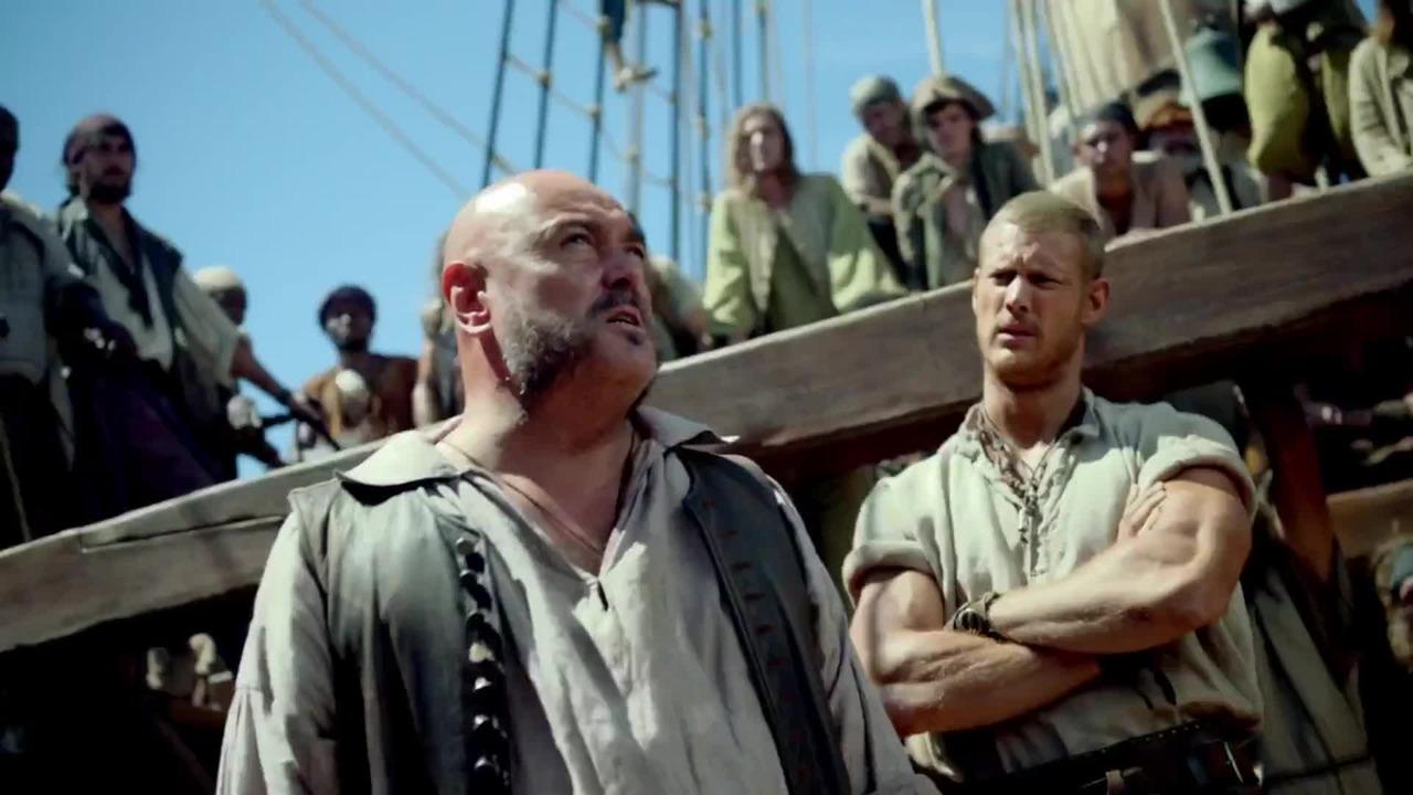 black sails / piraci s04e08 lektor pl