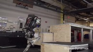 Nowy film od BostonDynamics