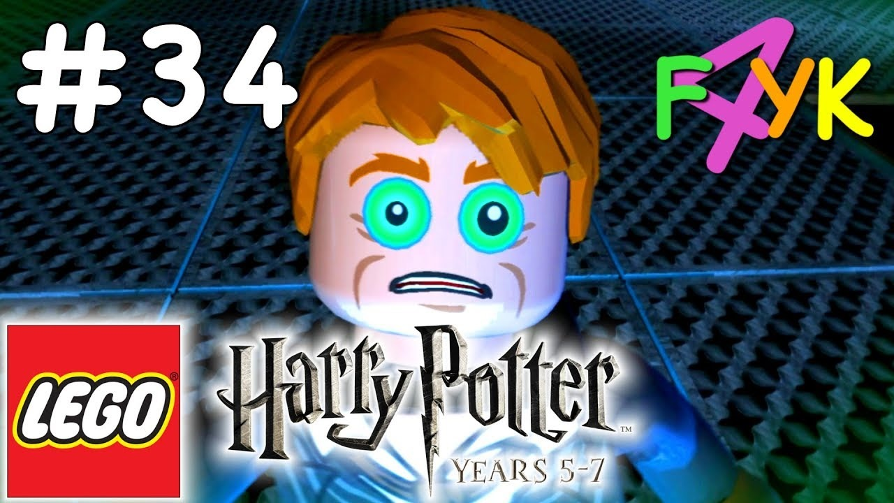 Lego Harry Potter Years 5 7 34 Focus Wideo W Cdapl
