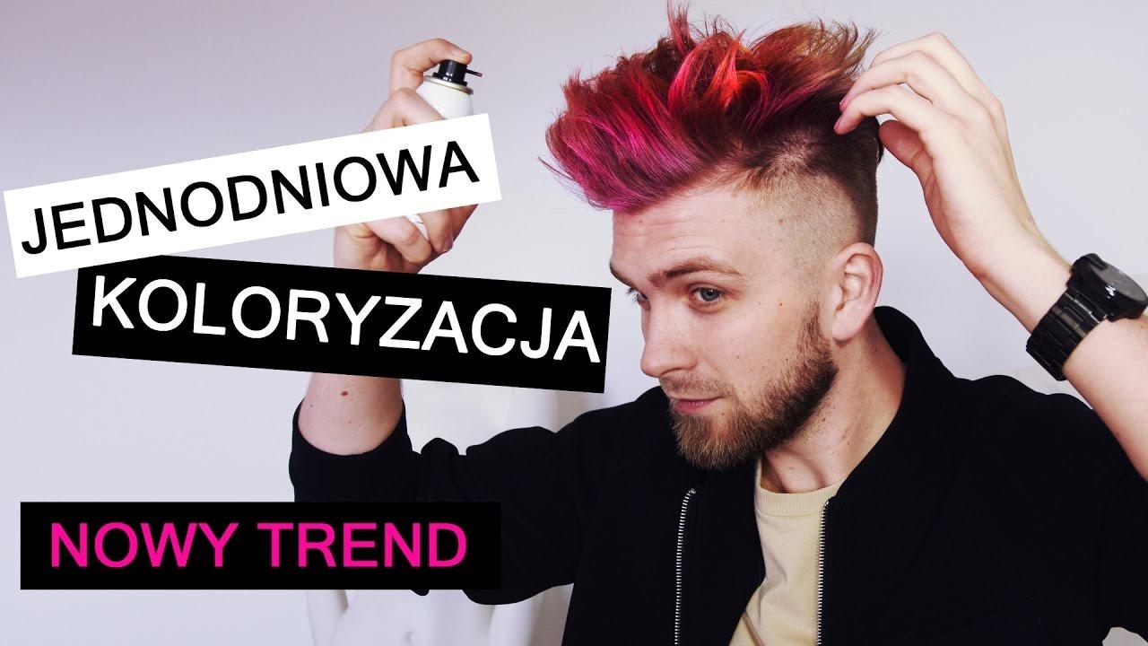 Jednodniowa Koloryzacja Włosów Test Nowy Trend