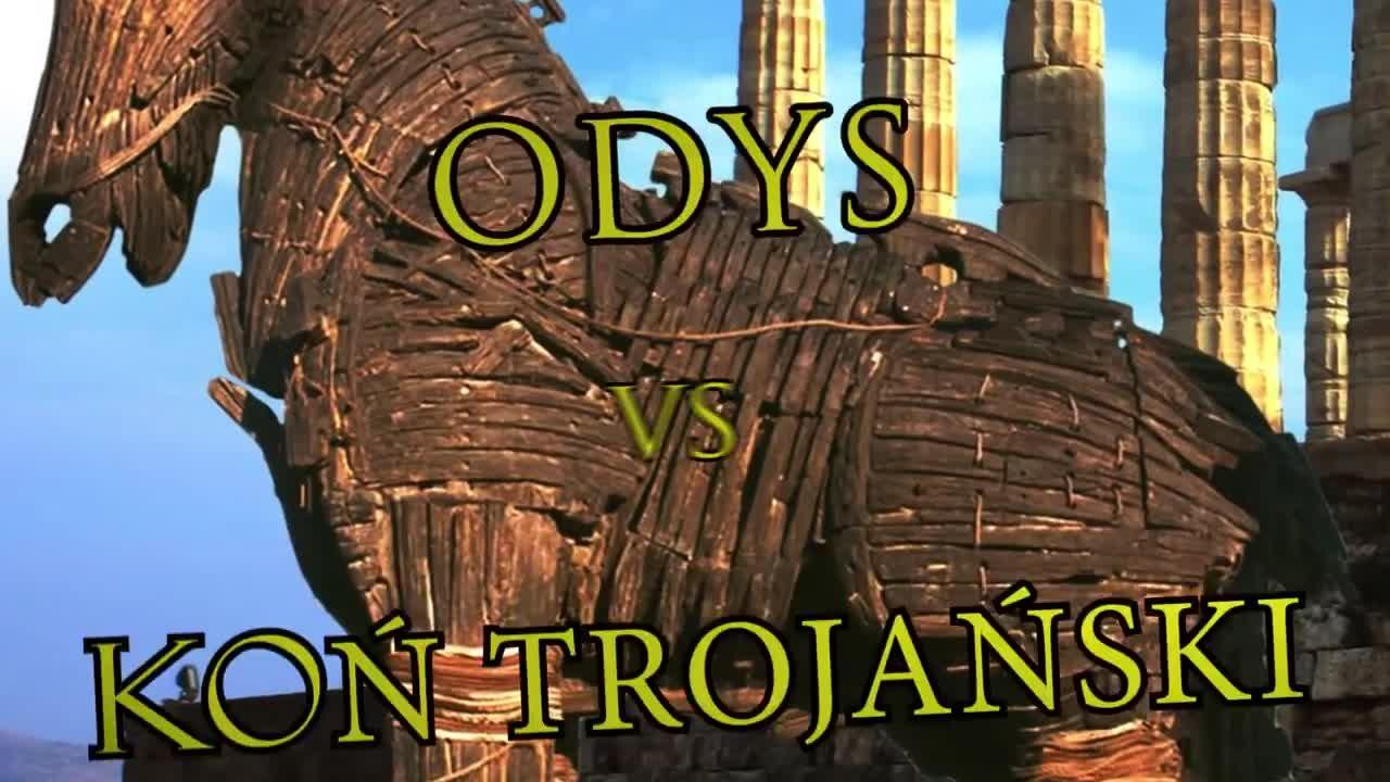 Wielkie Konflikty Odc 12 Odys Vs Koń Trojański G F Darwin