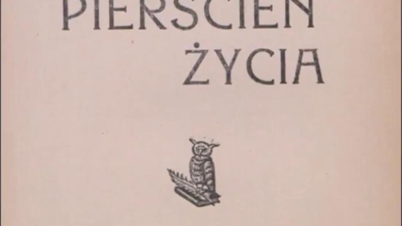 Poetycki Piątek Bronisława Ostrowska Wiersz Z Tomu Pierścień życia