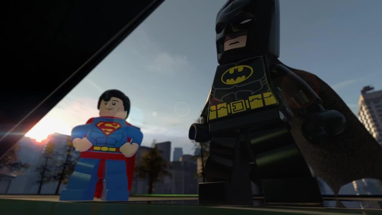 Lego Batman Moc Superbohaterów Lektor Pl 720p Wideo W Cdapl