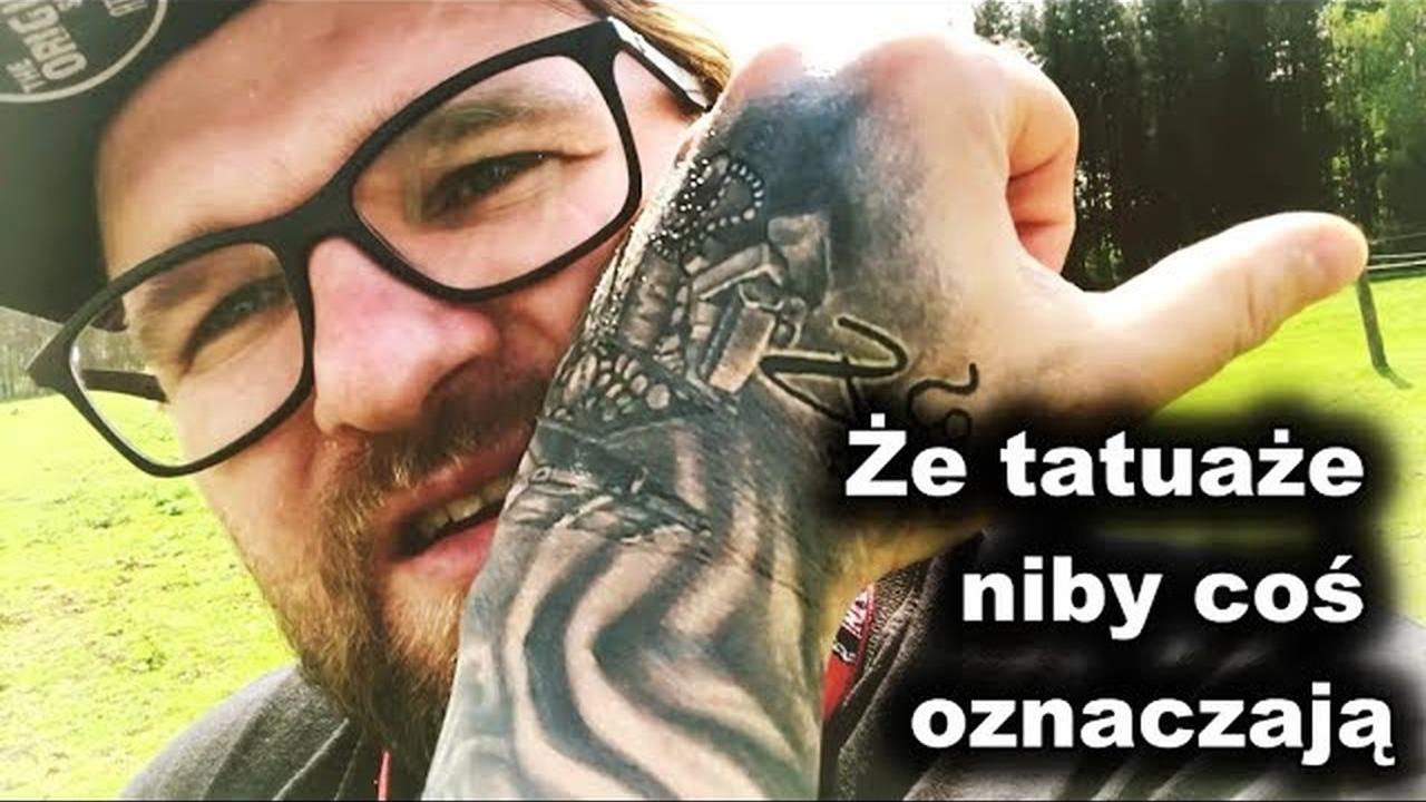 że Tatuaże Niby Coś Oznaczają Jak To Jest Nagrywa Ze Mną Koń