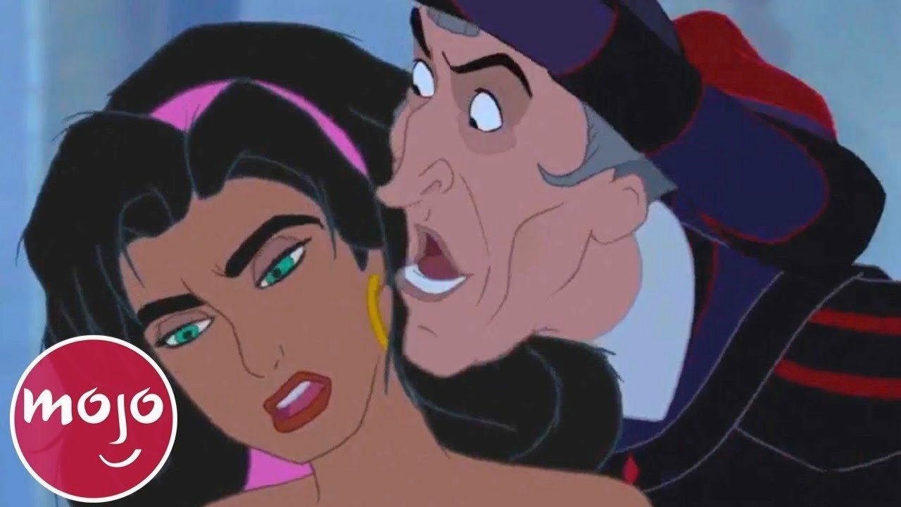 Top 10 Disney Movies That Dealt with Serious Issues CDA