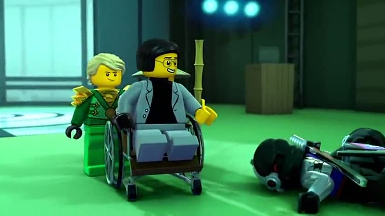 Lego Ninjago Turniej żywiołów Cz 1 2015 Pldub Wideo W Cdapl