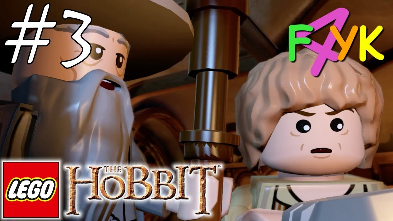 Lego The Hobbit 3 An Unexpected Party Wideo W Cdapl