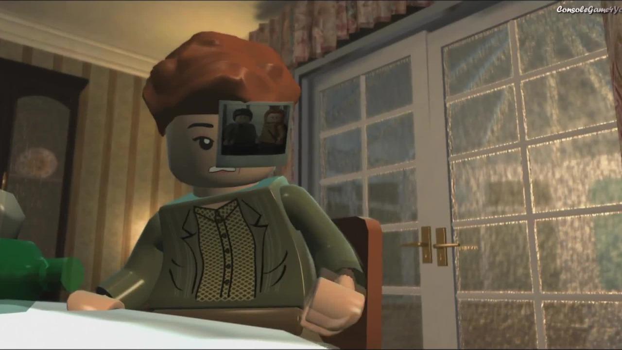 Lego Harry Potter 3 Więzień Azkabanu Cutscenki Wideo W Cdapl