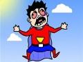 Najgorszy superbohater na świecie! Wykorzystuj niewinnych ludzi by ochronić się przed atakami wrogów!  WSAD = Sterowanie MYSZKA = Strzelanie