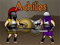 Achilles w wersj hacked. Wersja hacked ma nieskończolność żyć i 999999 zabitych przeciwników POLECAM!