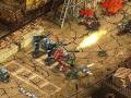 Back 2 Back to zręcznościowa gra strategiczna, która łączy w sobie zalety zarówno gier taktycznych jak i tych, w których z poziomu na poziom musimy budować nowe doświadczenie.  Twoim zadaniem będzie przeprowadzenie oddziału marines przez wiele unikalnych poziomów i przetrwanie nieustającego ataku wroga.