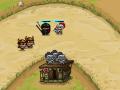 Gra podobna do Kingdoom Rush postaraj się zatrzymać wrogie siły przy pomocy rycerza, maga lub łucznika.  Sterowanie: Kliknij na domek, aby kupić wojsko. max. 3 ludzi na 1 dom. Możesz mieszać swoją drużynę.