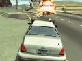 [Nowa wersja gry] Koniecznie zagrajcie w tryb DeathMatch. Rewelacja! Wybierz tryb multiplayer i ruszaj do walki w trzech typach rozgrywki: StreetRace, DeathMatch lub Survival.   WSAD = Sterowanie SPACJA = Hamulec ręczny MYSZKA oba klawisze  = Strzelanie (po zebraniu broni) C = Zmiana kamery TAB = Wyniki SHIFT = Nitro