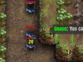 Twoją misją w tej niesamowitej grze Tower Defense będzie ochrona klejnotów. Umieszczaj wieże obronne w strategicznych miejscach.  Istnieją 3 rodzaje wież. wieże Green można budować tylko na trawie, Blue wieże tylko na śniegu i czerwone wieże tylko na skale.