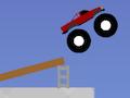 Zadaniem gracza po raz kolejny będzie ulepszanie i wyskakiwanie samochodzikiem na coraz to dalsze odległości. Wciąga!  Sterowanie = STRZAŁKI Lewo/Prawo
