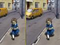 Bardzo klimatyczna gra, w której będziesz musiał odnaleźć różnice na znajdujących się obrazkach. Potrafi wciągnąć.  Sterowanie = MYSZKA