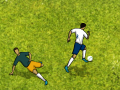 Dryblując pokonaj obrońców i zdobądź gola! jedna z lepszych gier dotycząca piłki nożnej.
