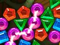 Zaznacz minimum 3 diamenty w jednej linii. Po przejściu każdej z plansz masz możliwość kupienia ulepszeń.  Sterowanie = MYSZKA