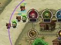 Kolejna część znakomitej gry strategicznej, w której naszym zadaniem jest obrona ziem i zamku Dalanor przed hordami różnego typu demonów, które postanowiły opanować twoje królestwo. Wykorzystaj dostępne klasy oraz bohaterów do obrony i zwycięstwa nad rozszalałymi przeciwnikami.  Hotkeys: F1, F2 - wybieranie herosów 1, 2, 3 - magiczne ataki wybranego bohatera Enter - następna fala Space - Włączenie/Wyłączenie Szybkości Esc - anulowanie wybrania P - Pauza