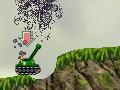 Jedna z lepszych wersji czołgów. Bardzo dobrze oddana fizyka gry. Istnieje możliwość gry w 5 zawodników przy jednym komputerze.  Czołgi dla 2 osób = tryb DeathMatch