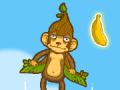 Mała małpka próbuje dostać się na księżyc. Pomóż Montiemu, zbierając w locie banany, za które kupisz ulepszenia.  Sterowanie = MYSZKA