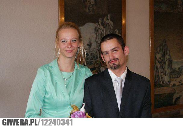 Zdjęcie ze ślubu Kobry i Tigera Bonzo! - Giwera pl