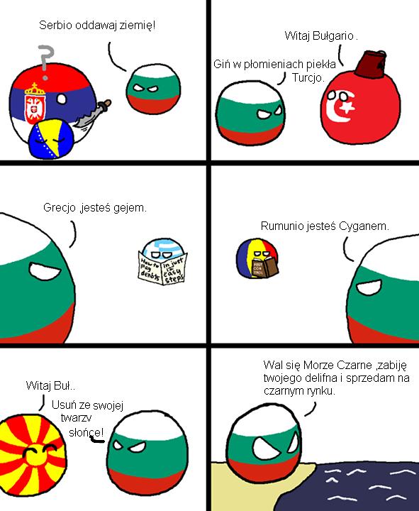 Wściekła Bułgaria