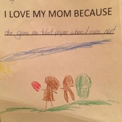 Szczere dziecko
