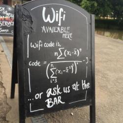Hasło do wi-fi