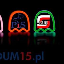 Pacman w akcji :)
