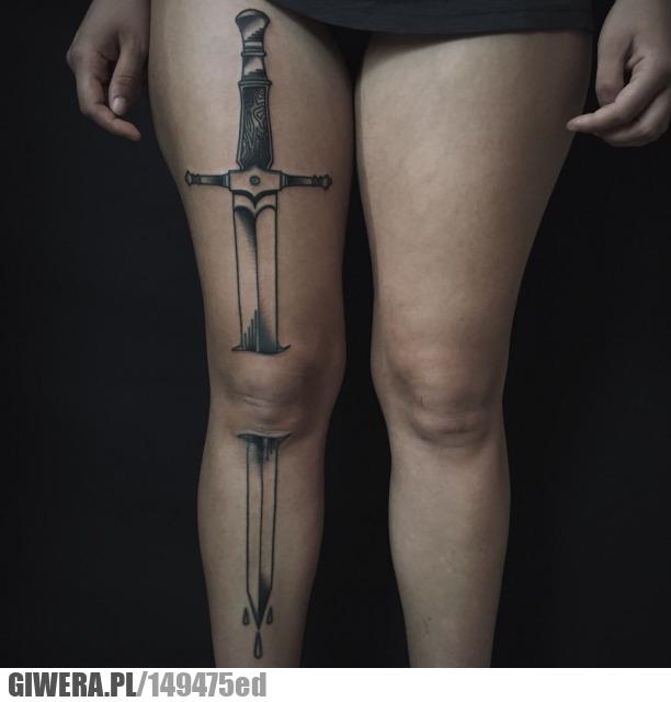 Kreatywny Tatuaż Giwerapl