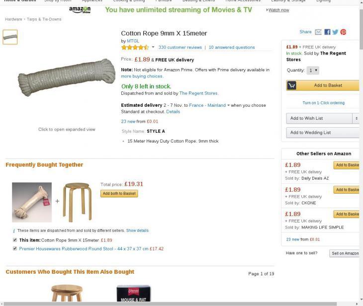Amazon i polecane zakupy