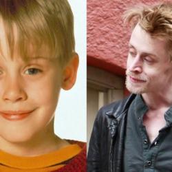 Macaulay Culkin (8 lat i 29 lat)