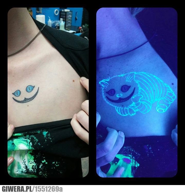 Tatuaż Giwerapl
