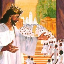 JEZUS CHRYSTUS KRÓLEM POLSKI