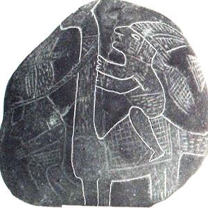Kamienie z Ica - Ludzie i dinozaury