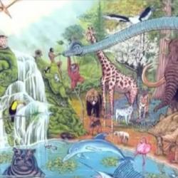 Ogród Eden - raj na Ziemi