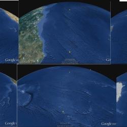 Pęknięcia na dnie oceanów wyjasnia teoria hyropłyt