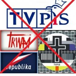 Precz z mediami reżimu!